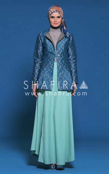 Gambar Baju Muslim Shafira Terbaru 2015.png